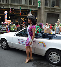 """Photo: """"Miss'd America"""" rode in front of us."""