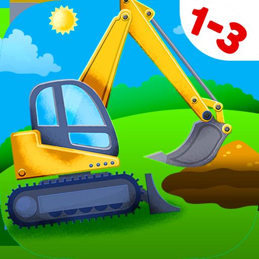 车辆!儿童拼图 解謎 App LOGO-APP試玩