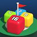 Merge Blocks 3D icon