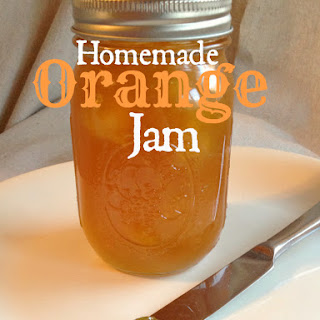 Homemade Orange Jam