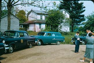 Photo: Minnett May 11th, 1955
