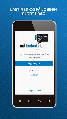 Mittanbud - screenshot