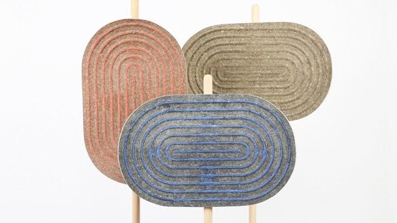 Fibra de cáñamo prensada, un nuevo e innovador material biodegradable