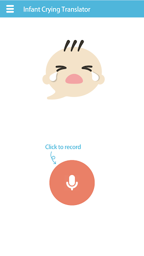 Infant Crying Translator screenshot 4