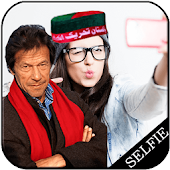 Selfie With Imran Khan