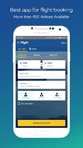 Flyin.com - Flights and Hotels screenshot 5