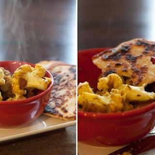 Potato and Cauliflower Curry (Aloo Gobi).