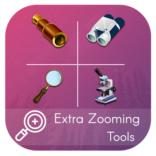 Magnifying Camera: Telescope Microscope Theme APK Cracked Download