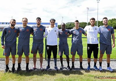 Voici les numéros des 8 nouveaux Anderlechtois