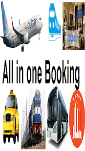 Book My Ticket - náhled