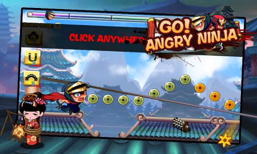 Go Angry Ninja