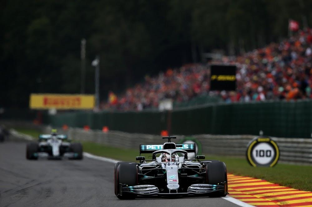 Boos kan goeie nuus vir Mercedes in Monza wees