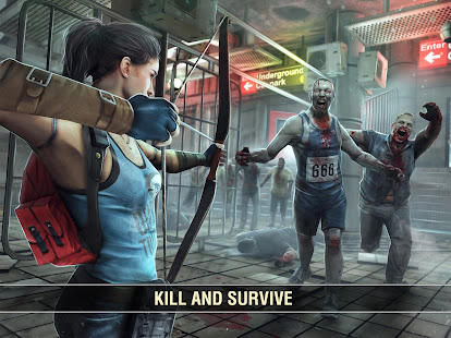 Game DEAD TRIGGER 2 - Zombie Survival Shooter FPS APK for Windows Phone