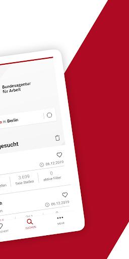 Jobsuche – die neue JOBBÖRSE 2.6.0 screenshots 2