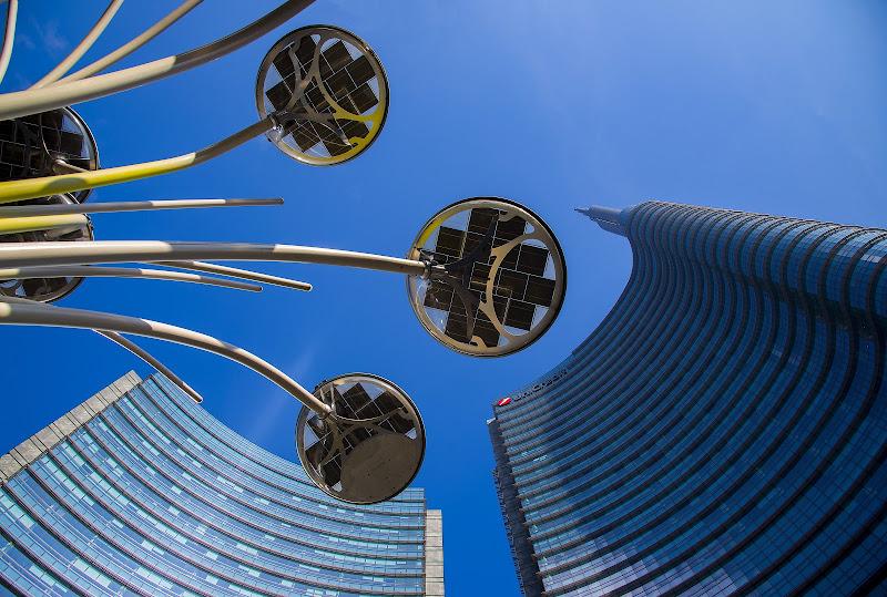 La nuova Milano di Claudio Tenca