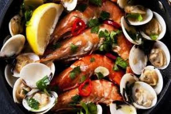 Aphrodisiac Harvest Of The Ocean Recipe