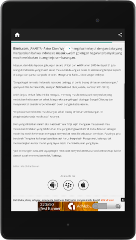 android News Indonesia Screenshot 4