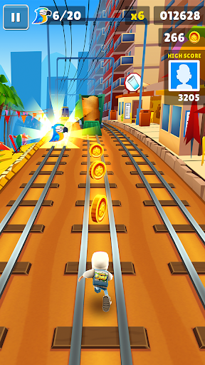 Subway Surfers 1.97.0 screenshots 2