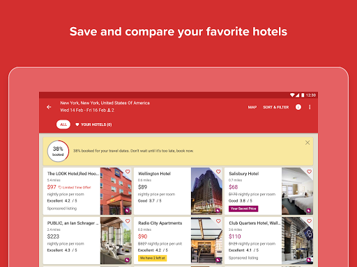 Hotels.com – Hotel Reservation screenshot 8