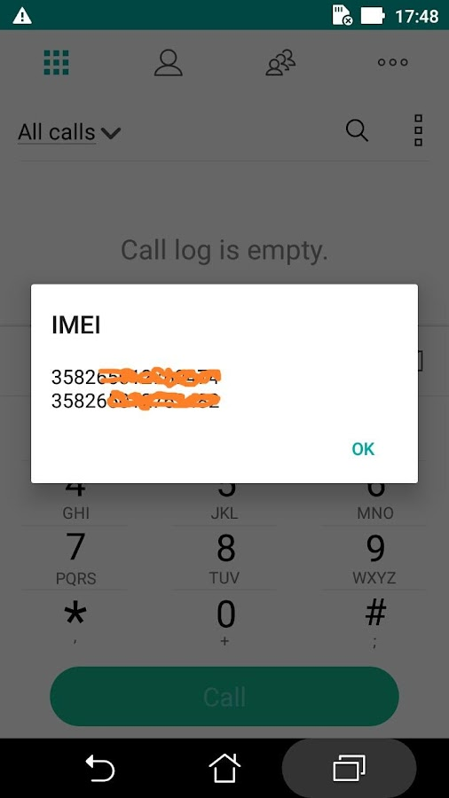 Real IMEI Changer [ROOT]- screenshot
