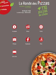 La ronde des Pizzas - náhled