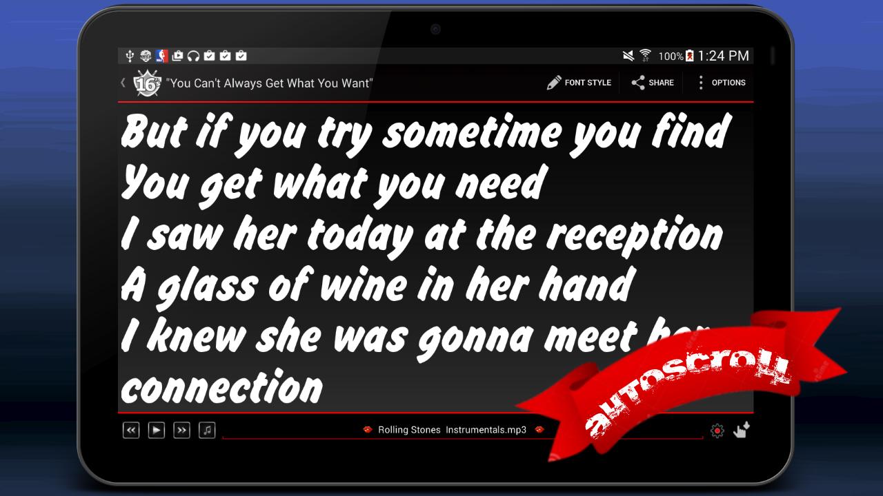 Write Songs- screenshot