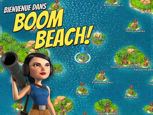 Boom Beach  captures d'u00e9cran 7