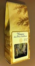 Photo: Trêve de liqueur, vous reprendrez bien un peu de tisane des Pères Chartreux ?! Menthe, verveine, tilleul, fleurs et feuilles d'oranger et une belle couleur jaune ! A consommer sans modération.