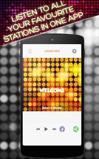 FM Radio USA Free  screenshots 5