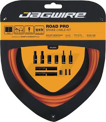 Jagwire Pro Polished Brake Cable Kit Road SRAM/Shimano alternate image 7