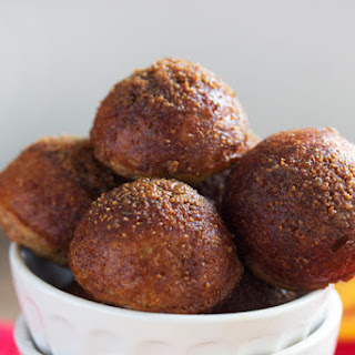 Paleo Apple Cider Donut Holes.