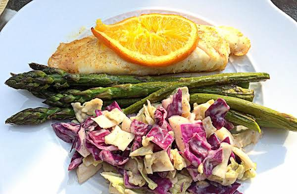 Spicy Orange Tilapia Recipe