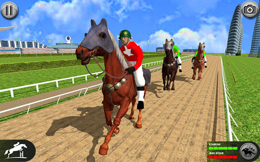 Horse Racing Games 2020: Derby Riding Race 3d 3.6 screenshots 1
