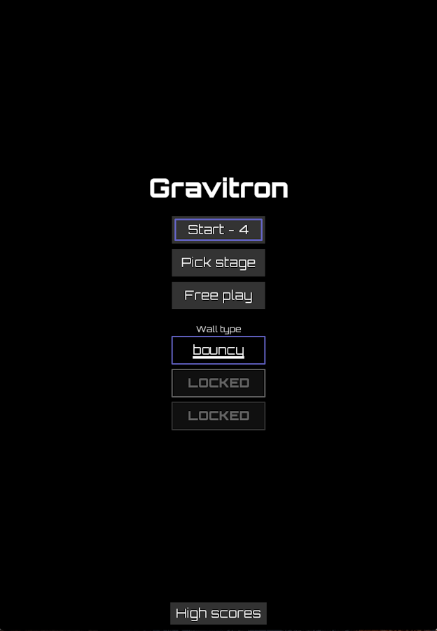 Gravitron - master interstellar gravity- screenshot