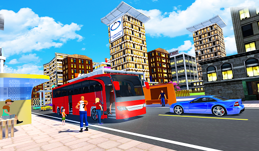 Offroad Coach Bus Driving Simulator 3D