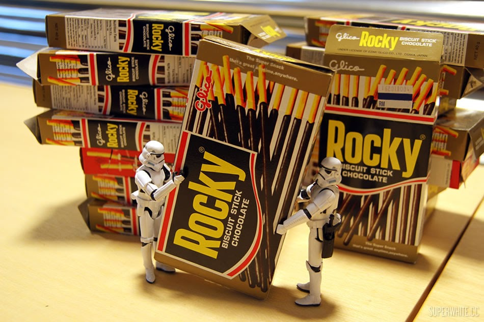 rocky stick collection