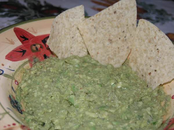 Guacamole My Way Recipe