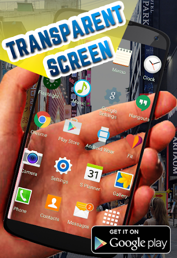 Transparent Screen HD