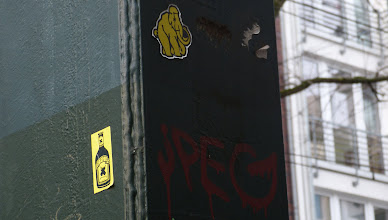 Photo: Sticker; JPEG & MaJo Brothers