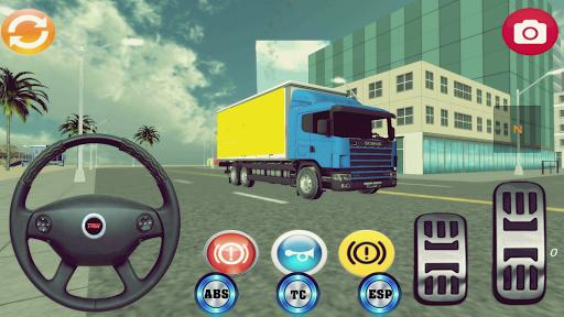 Tırcı Alican Truck Simulation