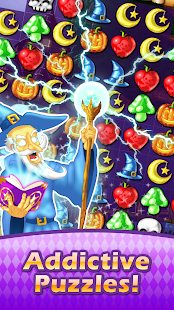 Witch Puzzle - New Match 3 - náhled