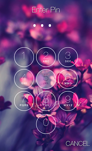 Keypad Lock Screen 1.34 screenshots 2