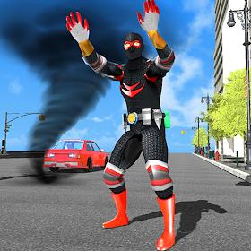 Superhero Tornado