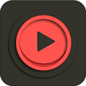 Video player - Media player & mp3 player icon