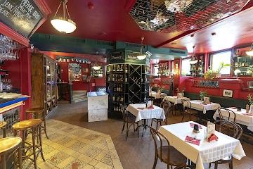 Ресторан Жан-Жак на Цветном бульваре