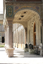 Photo: Day 138 - Entrance to the Hall of Mirrors in Golestan Palace, Tehran #2
