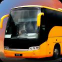 Uphill Climb Bus Drive-offroad icon