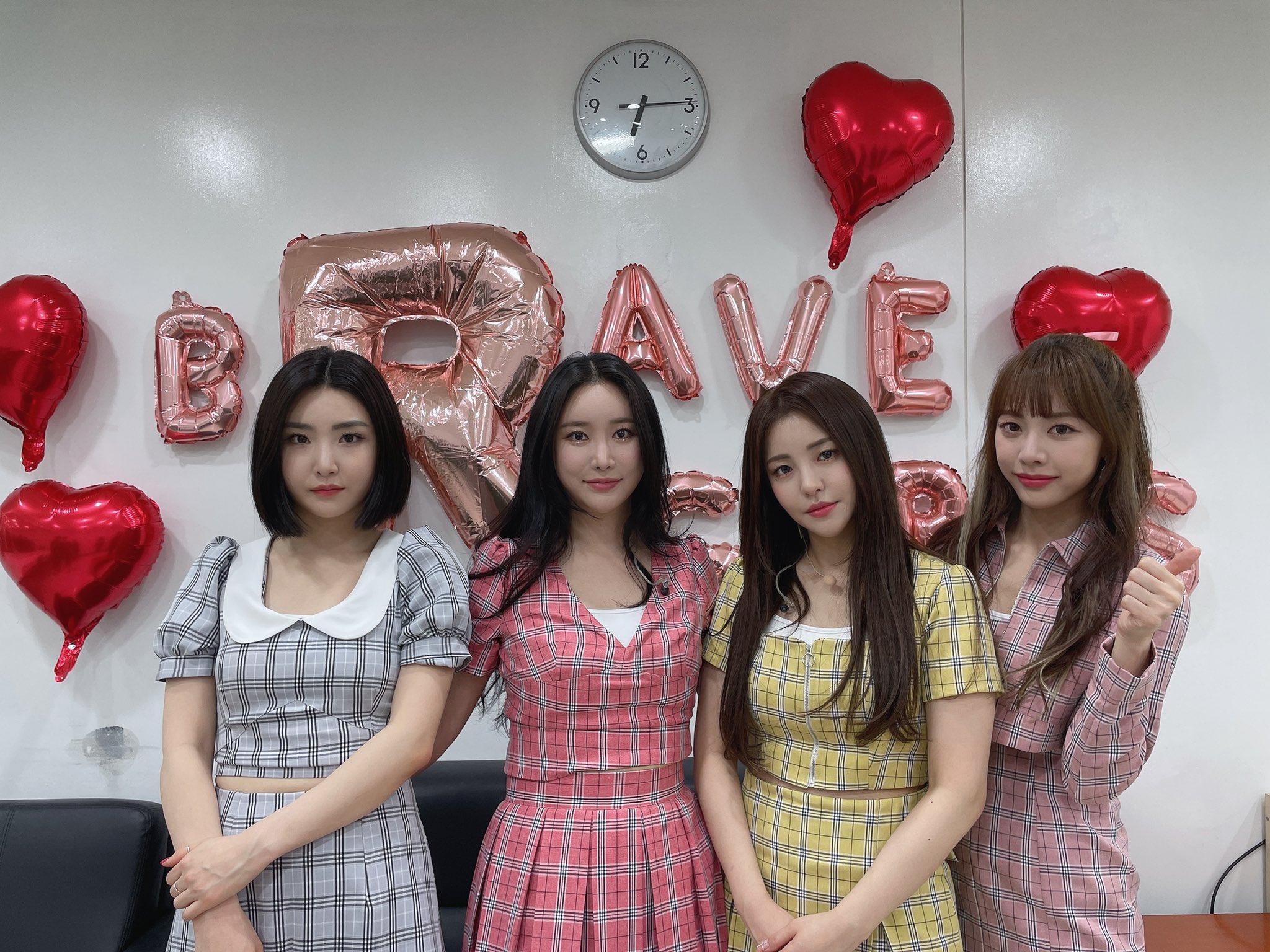 brave girls 12
