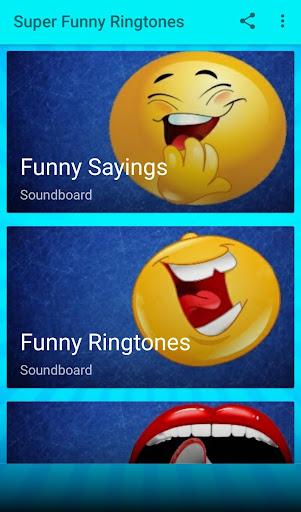 funny ringtone apps