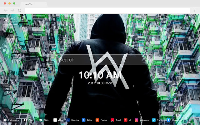 Alan Walker DJ Electronic Music HD New Themes